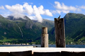Øyo idag © Bjarne Øymyr