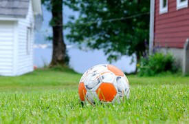 fotball på øyo (c) bjarne øymyr